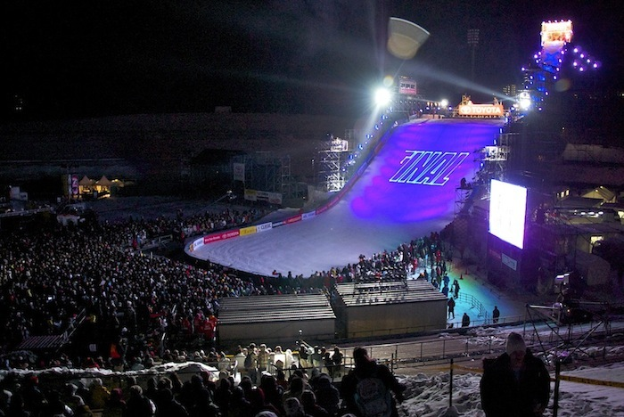 Article from the Toyota Big Air
