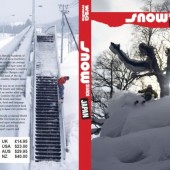 Snow-search Japan cover jacket