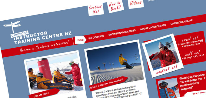 Cardrona Web Projects