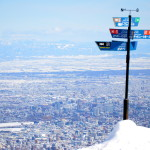 A view over Sapporo City
