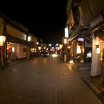 Gion District - Kyoto's Geisha area