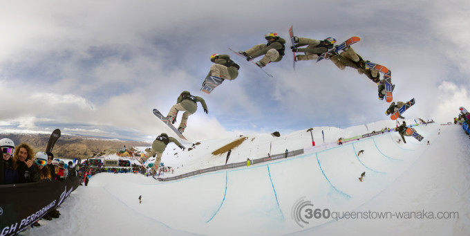 Tim-Kevin Ravnjak double cork sequence panorama