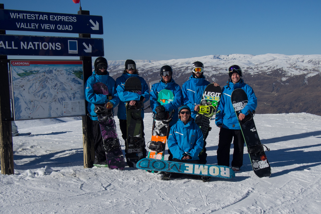 Six SBINZ representatives heading to Interski 2015