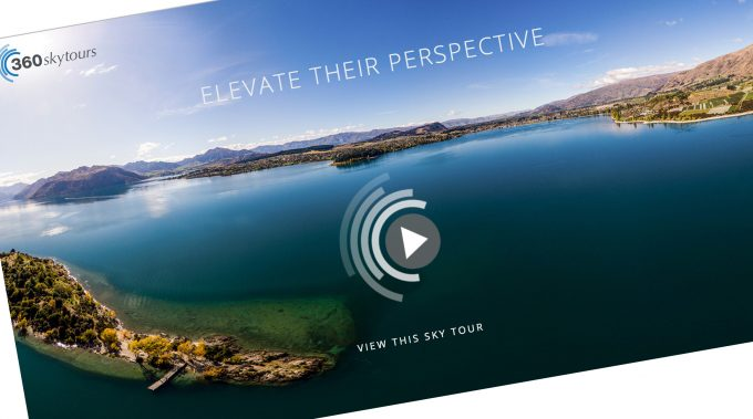 The 360skytours.com homepage