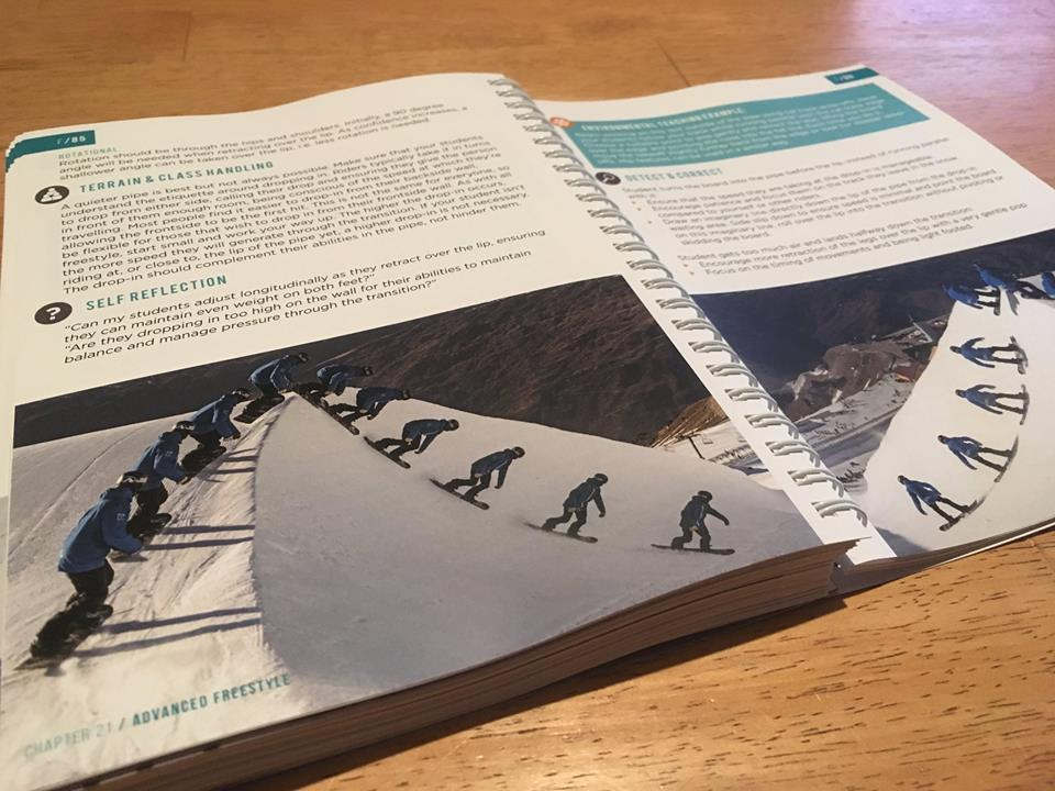A Complete New Snowboard Manual for SBINZ